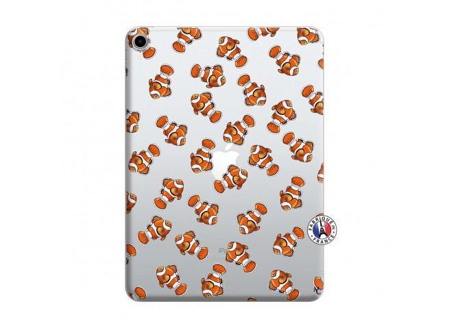 Coque iPad PRO 2018 11 Pouces Petits Poissons Clown