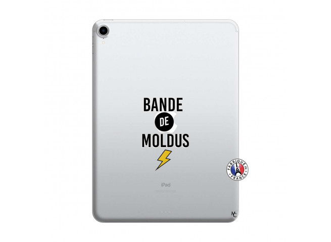 Coque iPad PRO 2018 12.9 Pouces Bandes De Moldus