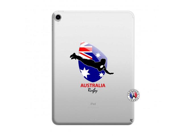 Coque iPad PRO 2018 12.9 Pouces Coupe du Monde Rugby-Australia