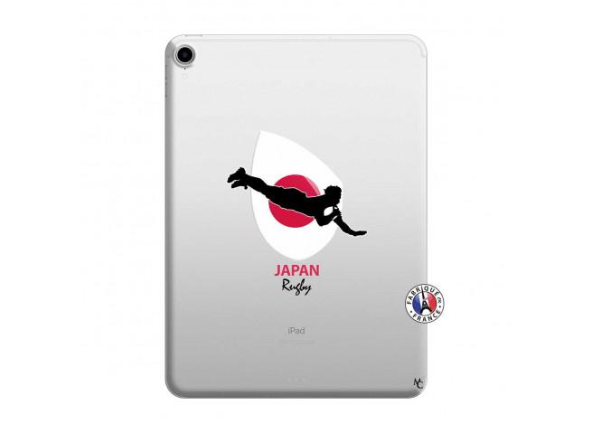 Coque iPad PRO 2018 12.9 Pouces Coupe du Monde Rugby-Japan