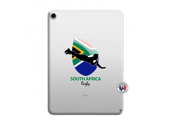 Coque iPad PRO 2018 12.9 Pouces Coupe du Monde Rugby-South Africa