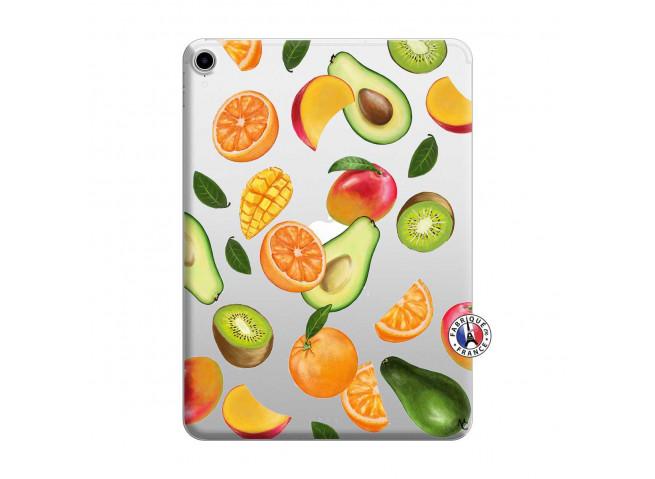 Coque iPad PRO 2018 12.9 Pouces Salade de Fruits