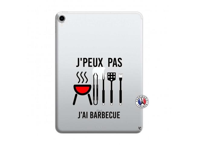 Coque iPad PRO 2018 12.9 Pouces Je Peux Pas J Ai Barbecue