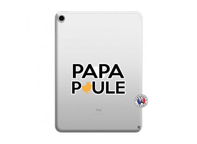Coque iPad PRO 2018 12.9 Pouces Papa Poule