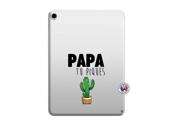 Coque iPad PRO 2018 12.9 Pouces Papa Tu Piques