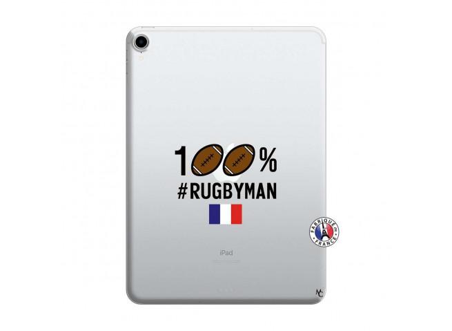 Coque iPad PRO 2018 12.9 Pouces 100% Rugbyman