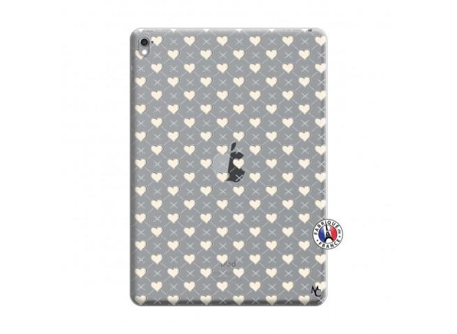 Coque iPad PRO 9.7 Pouces Little Hearts