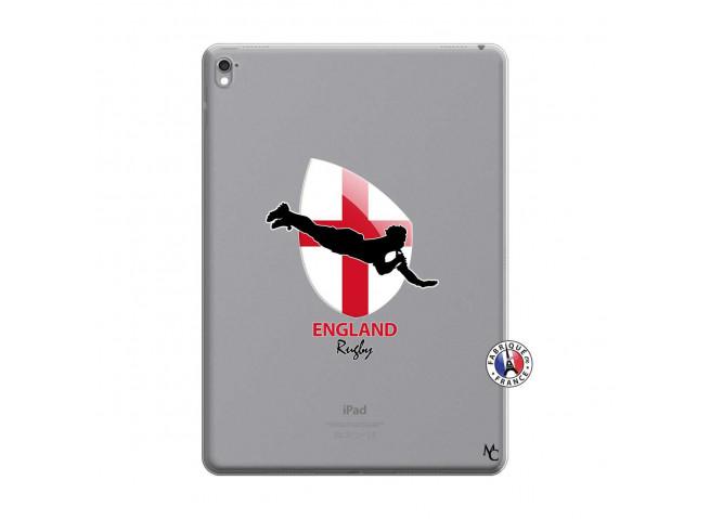 Coque iPad PRO 9.7 Pouces Coupe du Monde Rugby-England
