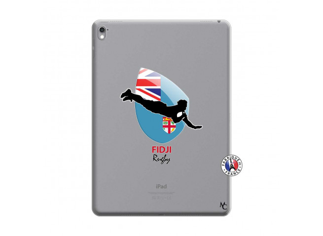 Coque iPad PRO 9.7 Pouces Coupe du Monde Rugby Fidji