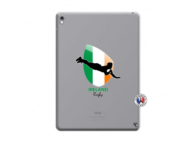 Coque iPad PRO 9.7 Pouces Coupe du Monde Rugby-Ireland