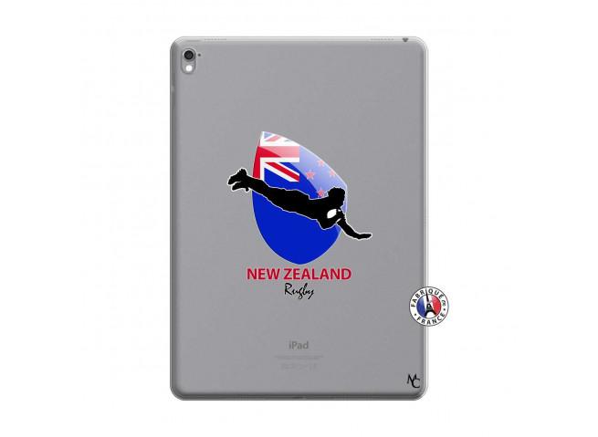 Coque iPad PRO 9.7 Pouces Coupe du Monde Rugby- Nouvelle Zélande