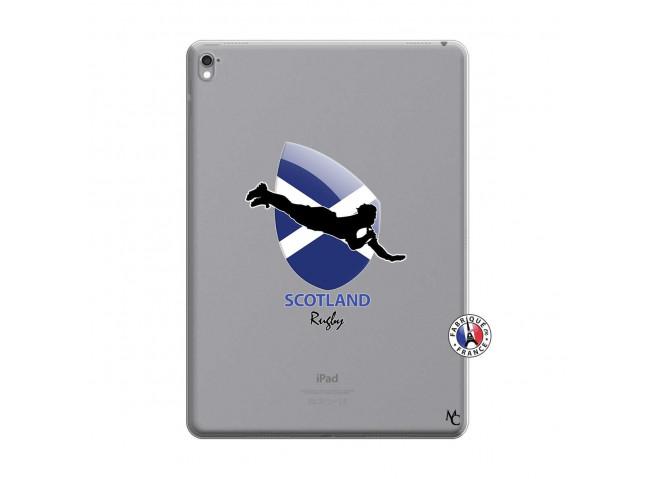 Coque iPad PRO 9.7 Pouces Coupe du Monde Rugby-Scotland