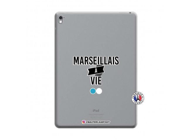 Coque iPad PRO 9.7 Pouces Marseillais à Vie