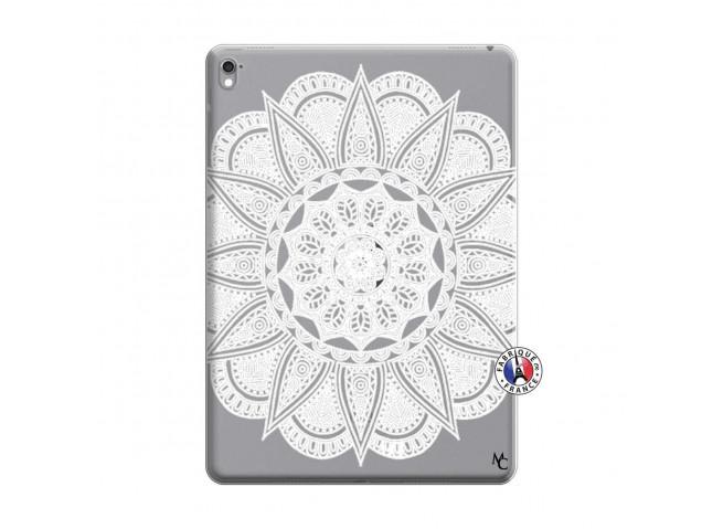 Coque iPad PRO 9.7 Pouces White Mandala