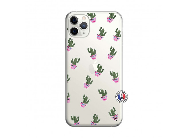 Coque iPhone 11 PRO MAX Cactus Pattern