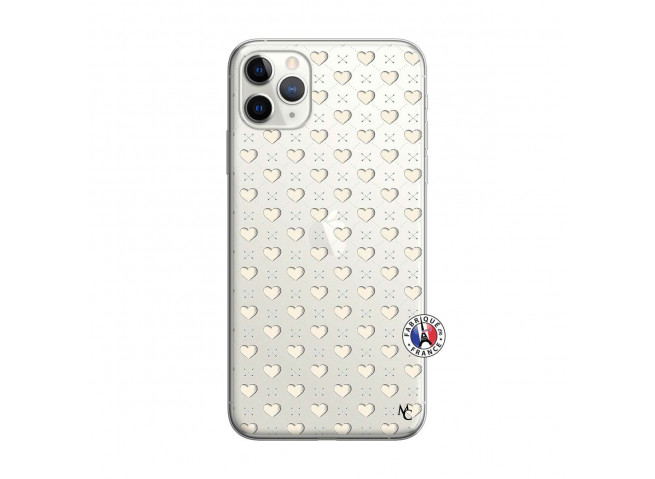 Coque iPhone 11 PRO MAX Little Hearts