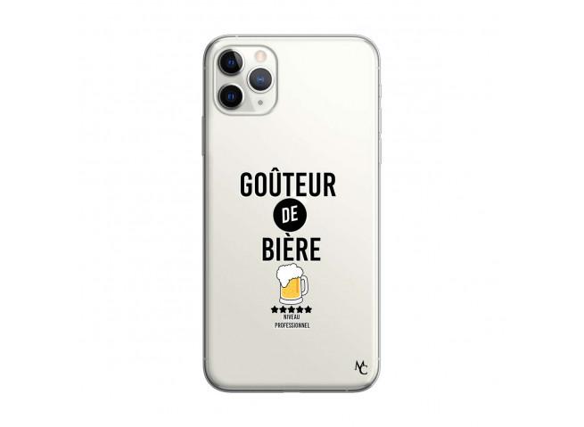 Coque iPhone 11 PRO Goûteur de Bière