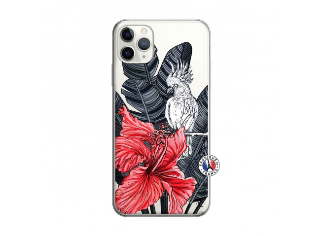 Coque iPhone 11 PRO Papagal