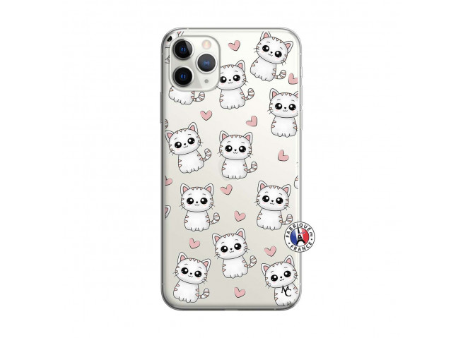 Coque iPhone 11 PRO Petits Chats