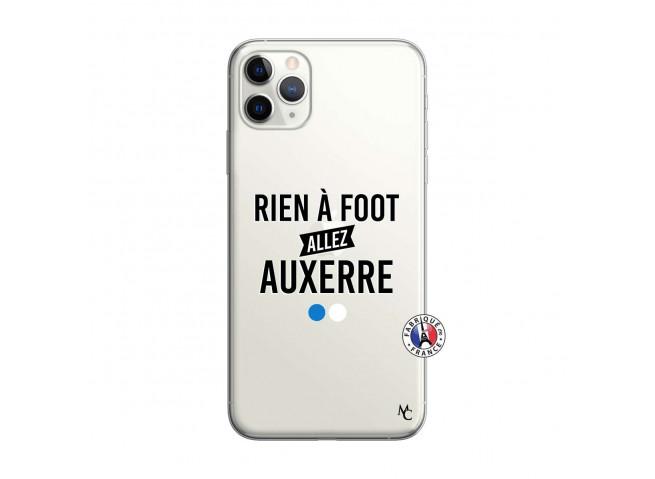 Coque iPhone 11 PRO Rien A Foot Allez Auxerre