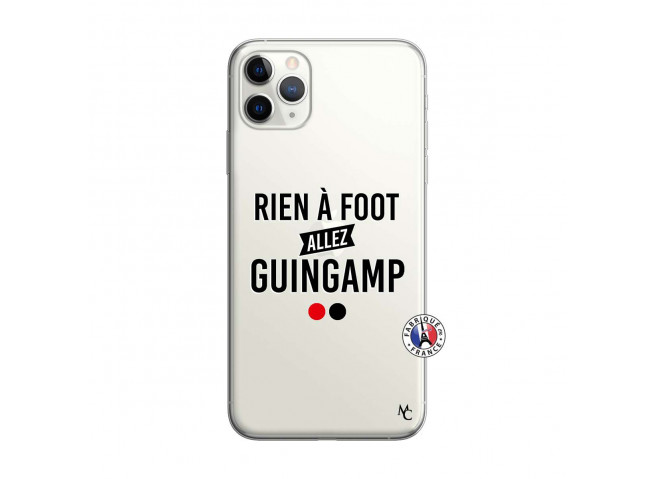 Coque iPhone 11 PRO Rien A Foot Allez Guingamp