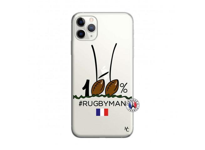 Coque iPhone 11 PRO 100 % Rugbyman Entre les Poteaux