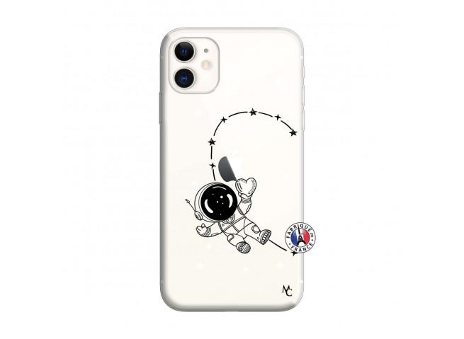 Coque iPhone 11 Astro Girl
