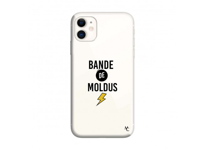 Coque iPhone 11 Bande De Moldus