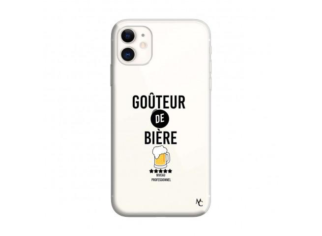 Coque iPhone 11 Goûteur de Bière