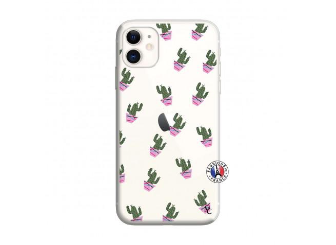 Coque iPhone 11 Cactus Pattern