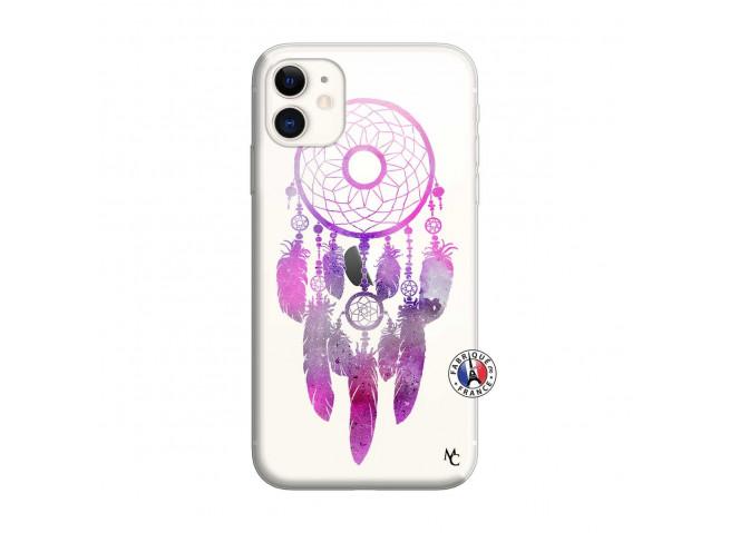 Coque iPhone 11 Purple Dreamcatcher