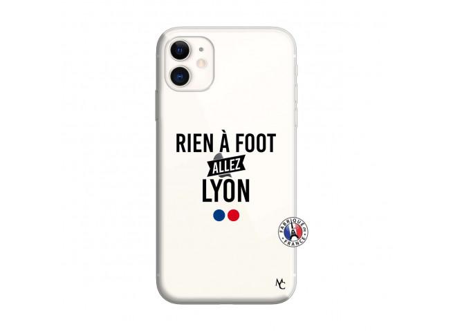 Coque iPhone 11 Rien A Foot Allez Lyon