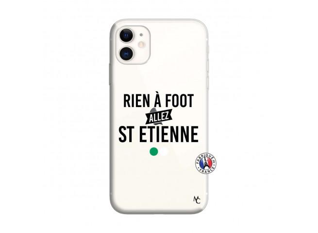 Coque iPhone 11 Rien A Foot Allez St Etienne