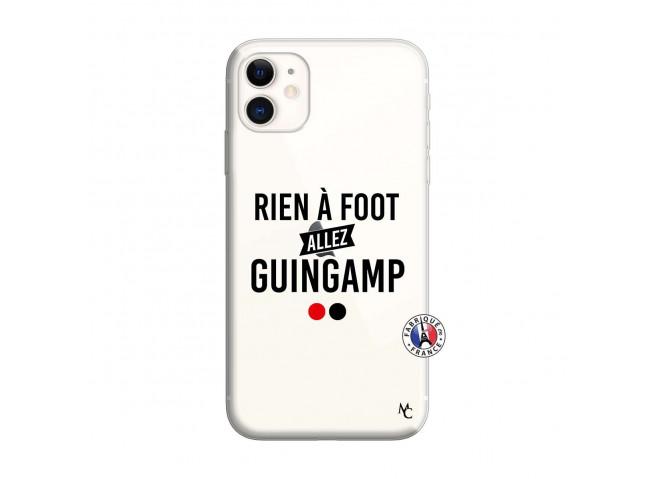 Coque iPhone 11 Rien A Foot Allez Guingamp