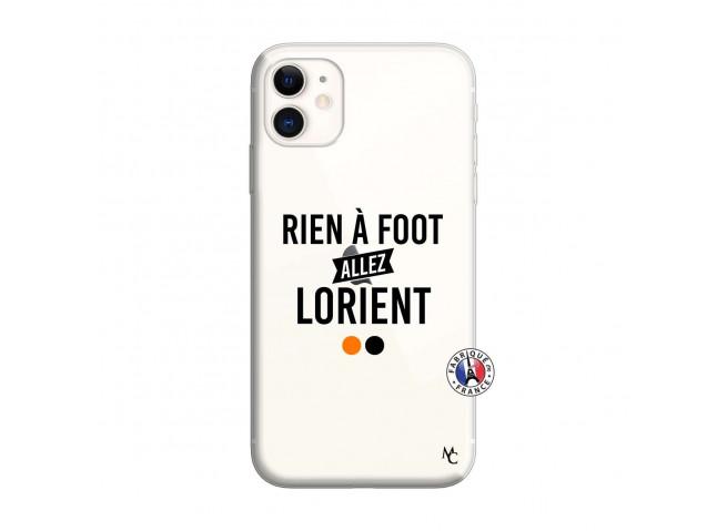 Coque iPhone 11 Rien A Foot Allez Lorient