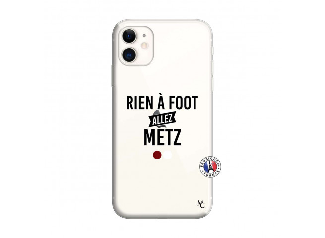Coque iPhone 11 Rien A Foot Allez Metz