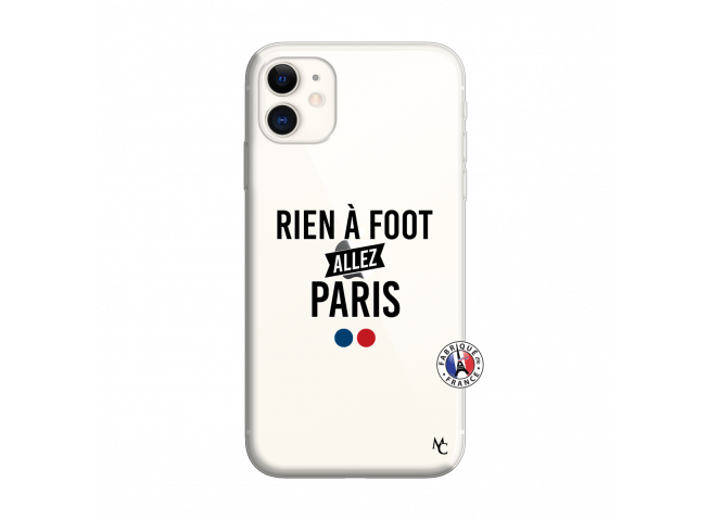 Coque iPhone 11 Rien A Foot Allez Paris