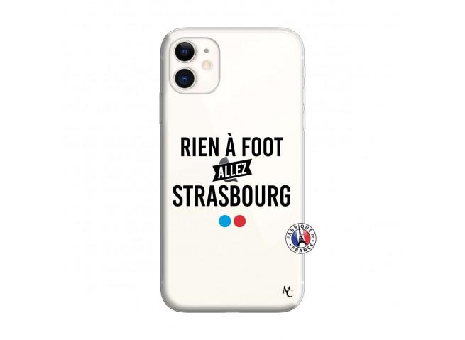 Coque iPhone 11 Rien A Foot Allez Strasbourg