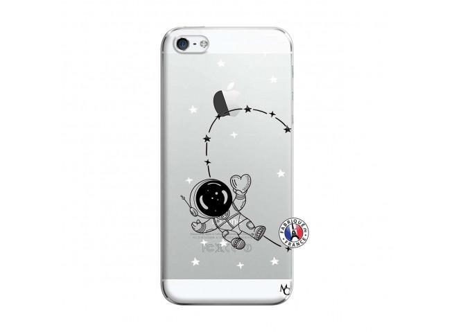 Coque iPhone 5/5S/SE Astro Girl
