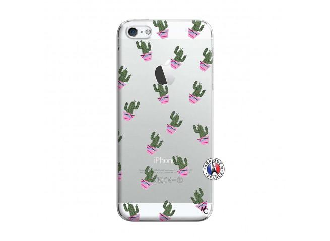 Coque iPhone 5/5S/SE Cactus Pattern