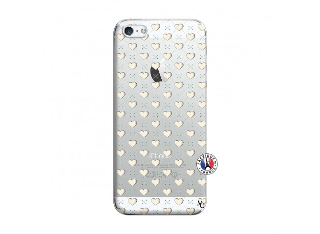 Coque iPhone 5/5S/SE Little Hearts