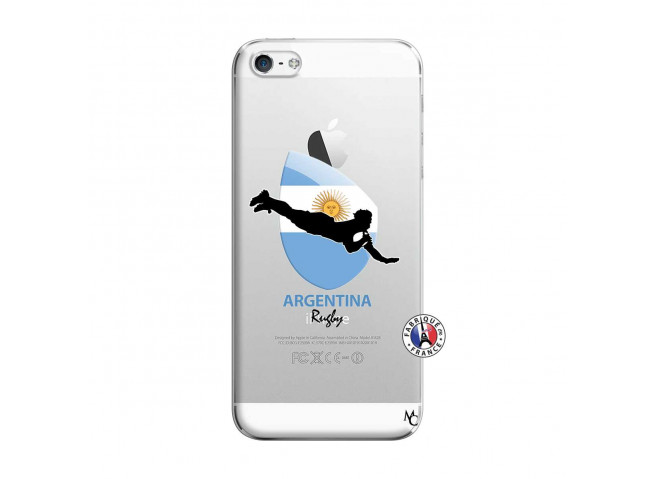 Coque iPhone 5/5S/SE Coupe du Monde Rugby-Argentina