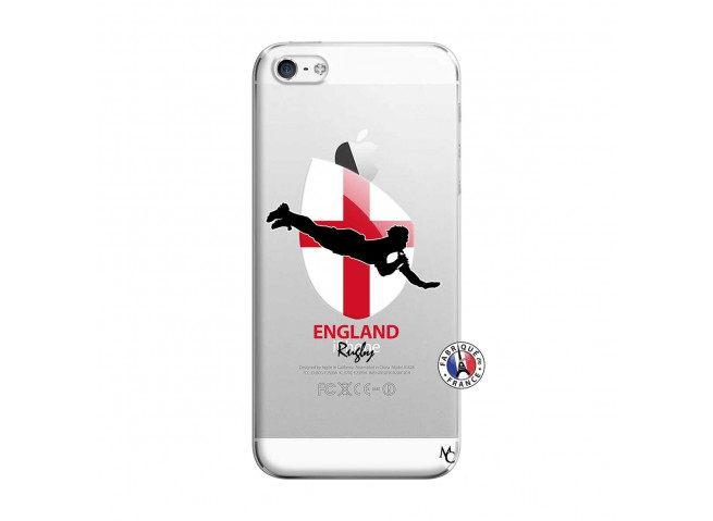 Coque iPhone 5/5S/SE Coupe du Monde Rugby-England