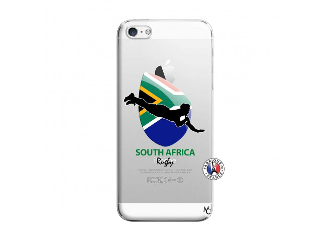 Coque iPhone 5/5S/SE Coupe du Monde Rugby-South Africa