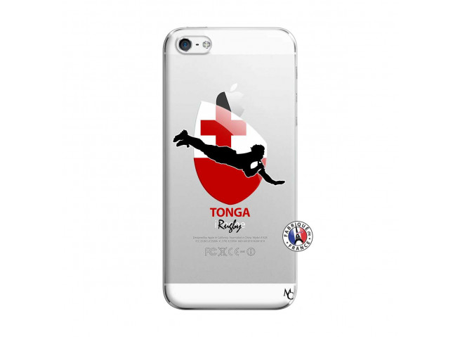 Coque iPhone 5/5S/SE Coupe du Monde Rugby-Tonga