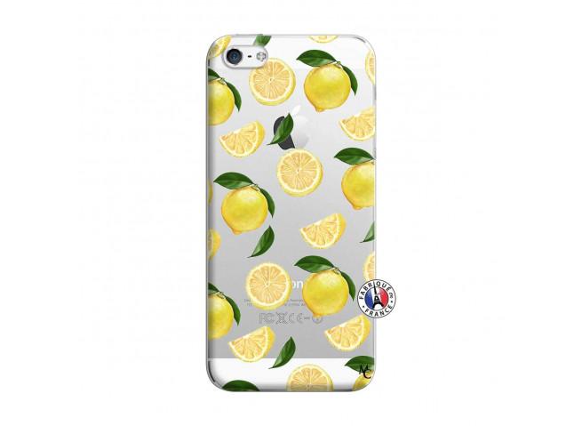 Coque iPhone 5/5S/SE Lemon Incest