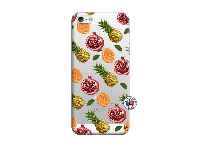 Coque iPhone 5/5S/SE Fruits de la Passion