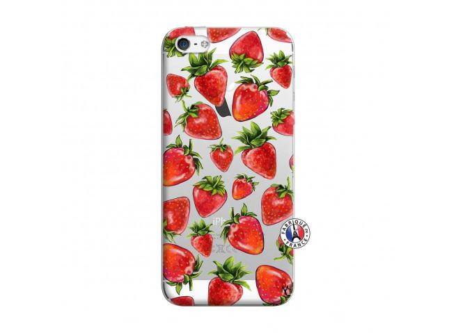 Coque iPhone 5/5S/SE Ramène ta Fraise