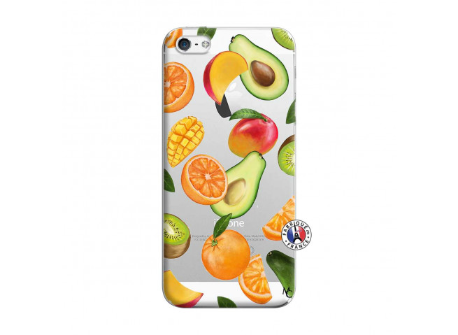 Coque iPhone 5/5S/SE Salade de Fruits
