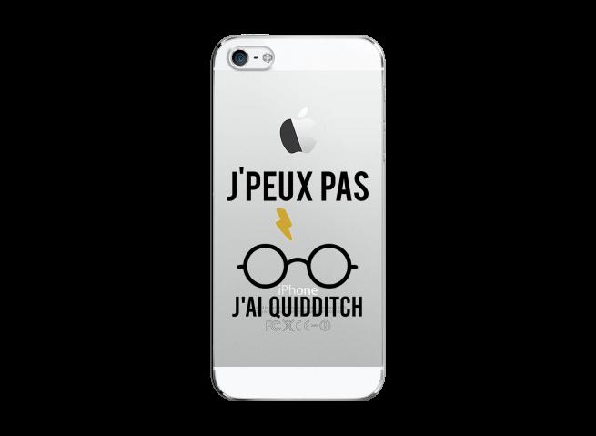 Coque iPhone 5/5S/SE J Ai Quidditch
